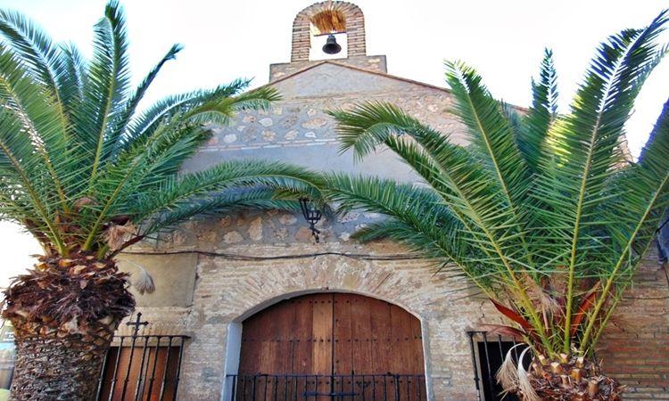 Saint Sebastian Hermitage (Tabernas - Almeria)