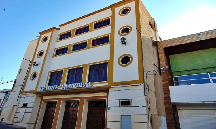 Municipal Theatre (Tabernas - Almeria)
