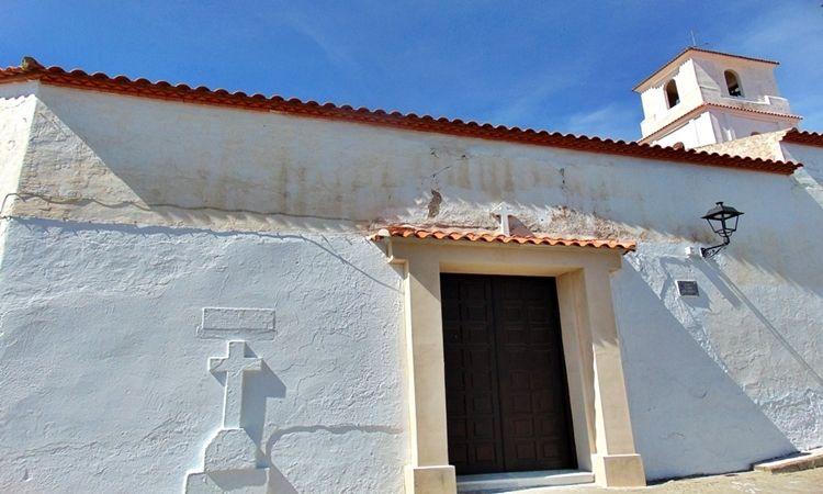 Iglesia de Nuestra Señora de la Encarnación (Tahal - Almería)
