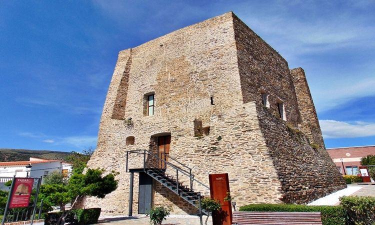 Castillo de Tahal (Tahal - Almería)