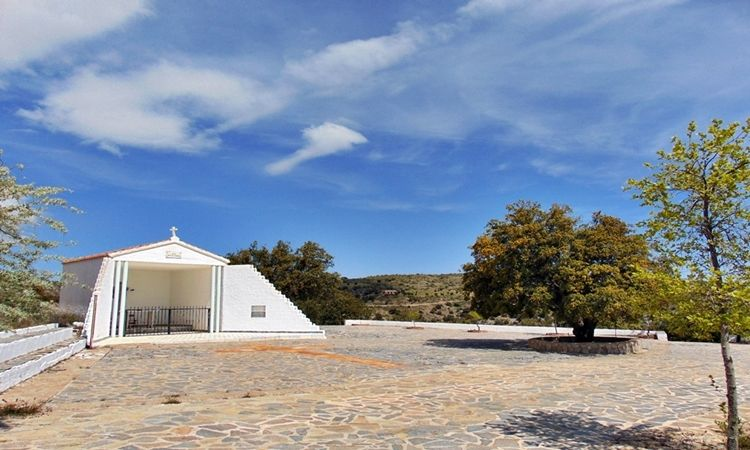 Ermita del Santo Cristo del Consuelo (Tahal - Almería)