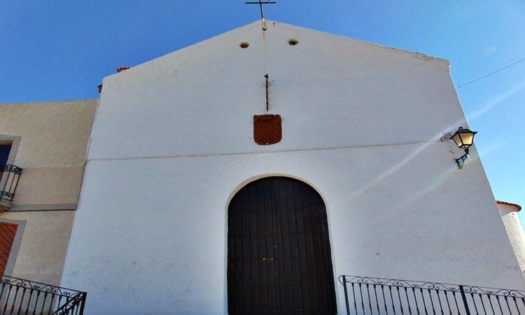 Iglesia de Santa María (Turrillas - Almería)