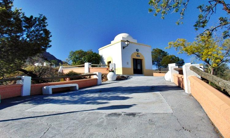 Saint Anthony Hermitage (Turrillas - Almeria)