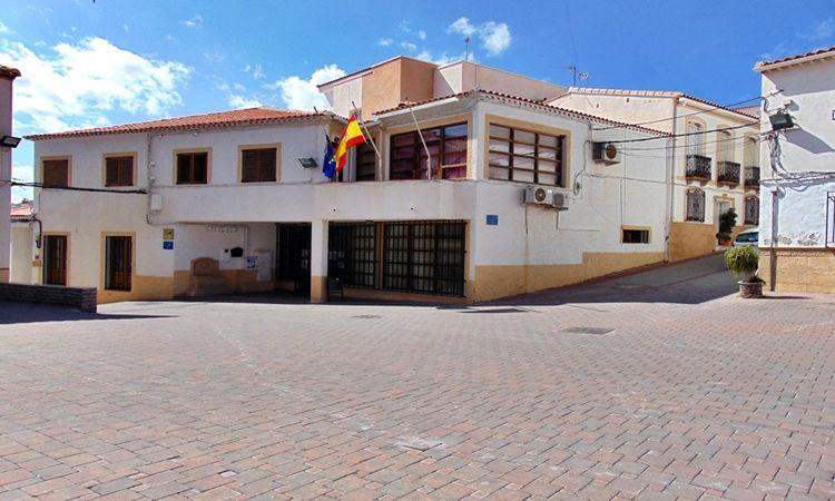 Constitution Square (Uleila del Campo - Almeria)