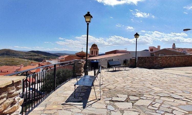 Mirador de la Umbría (Uleila del Campo - Almería)