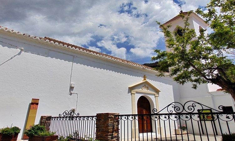 Iglesia de Santa María de la Asunción (Velefique - Almería)