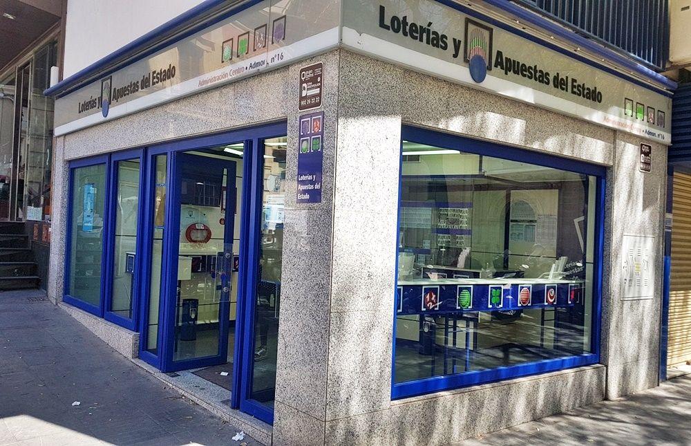 Administración Loterías Almería Centro - Almería