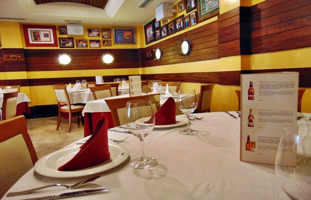 Escanez Restaurant (Garrucha - Almeria)