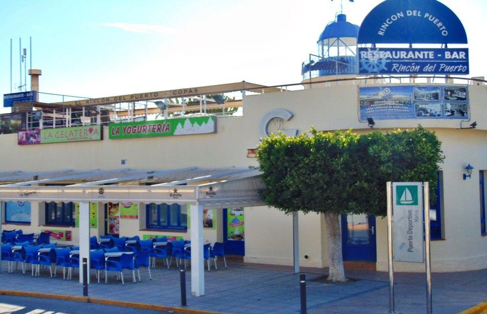 Rincón del Puerto - Garrucha (Almería)
