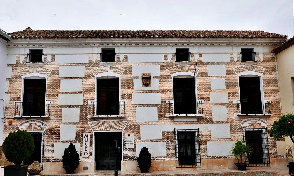 Oficina de Turismo de Vélez-Rubio (Almería)