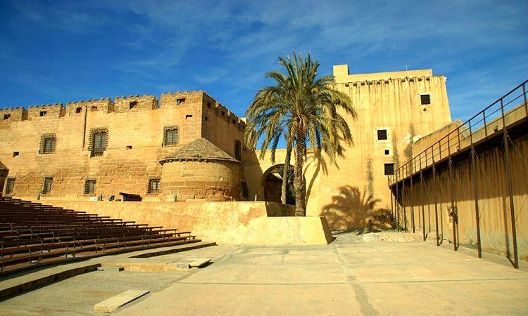 Castillo del Marques de los Vélez (Cuevas del Almanzora)