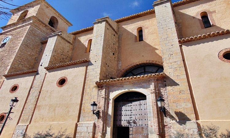 Iglesia de Santiago Apóstol (Vélez-Blanco)