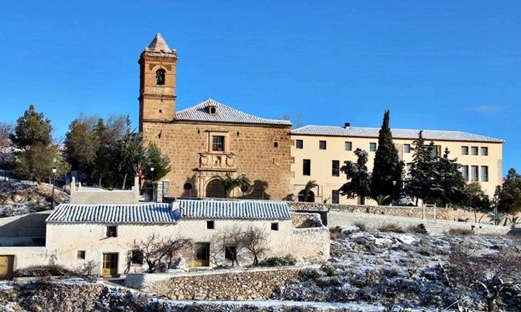 Convent of San Luis (Velez-Blanco)