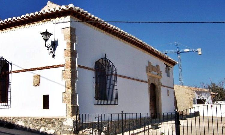 Hermitage of the Conception (Velez-Blanco)