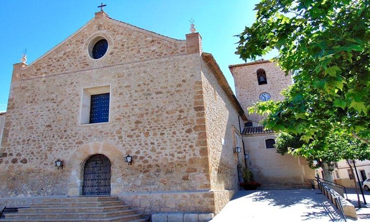 Iglesia de la Encarnación (María - Almería)
