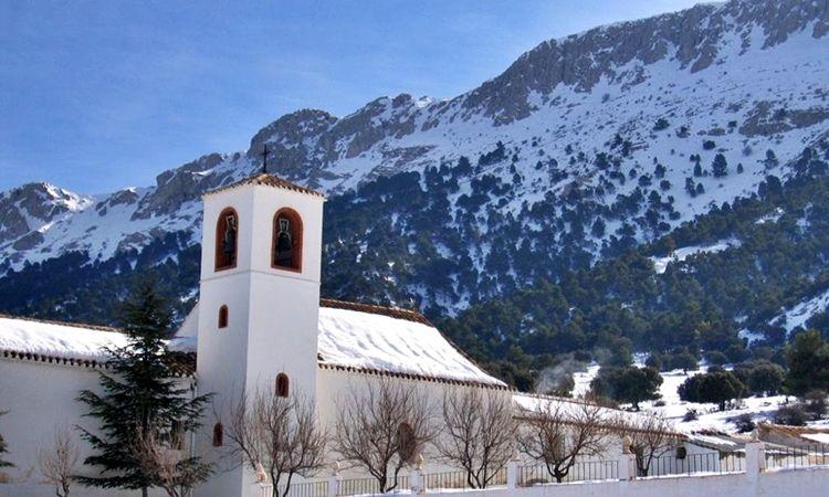 Santuario de la Virgen de la Cabeza (María - Almería)