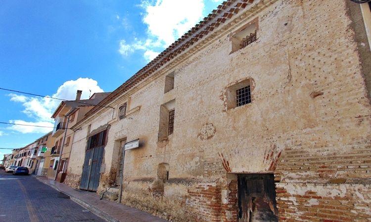 Casa de la Tercia (María - Almería)