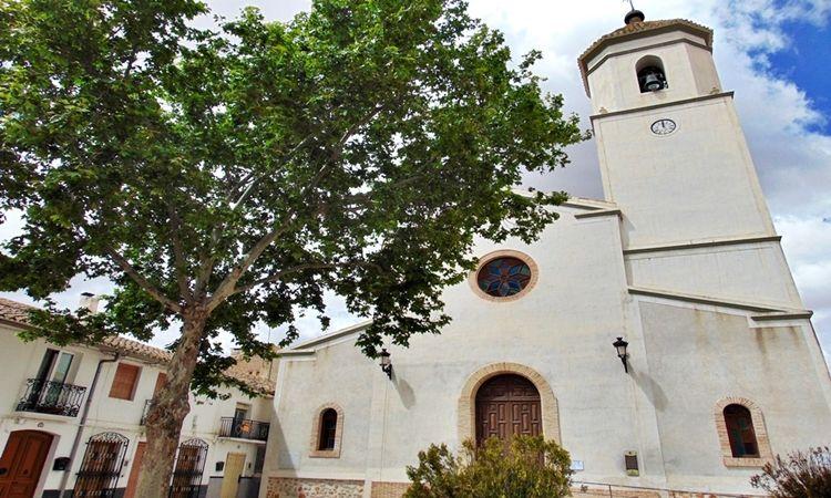 Iglesia de San Isidoro (Chirivel - Almería)