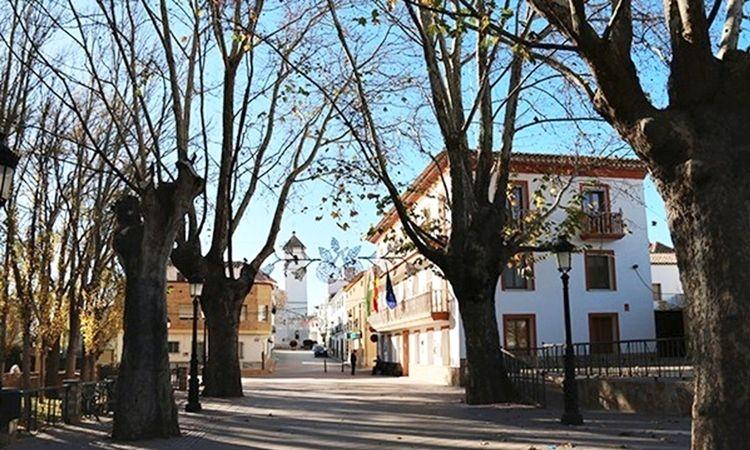 """The """"Paseo"""" (Chirivel - Almeria)"""
