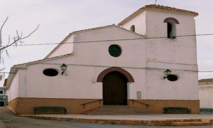 Iglesia de San Antonio (El Contador - Chirivel - Almería)