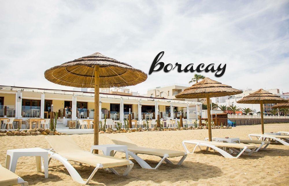 Boracay Hammocks - Garrucha (Almeria)