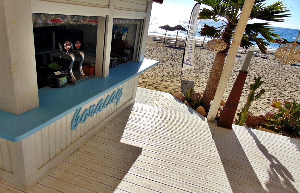Boracay Beach Club - Garrucha