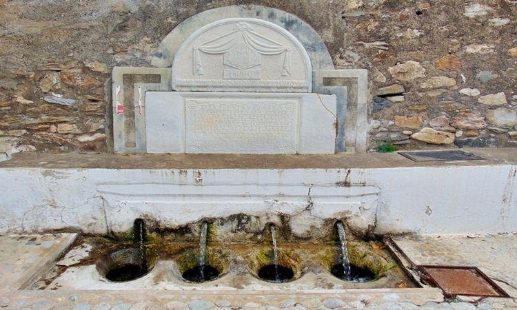 Los Caños Fountain (Albanchez - Almeria)