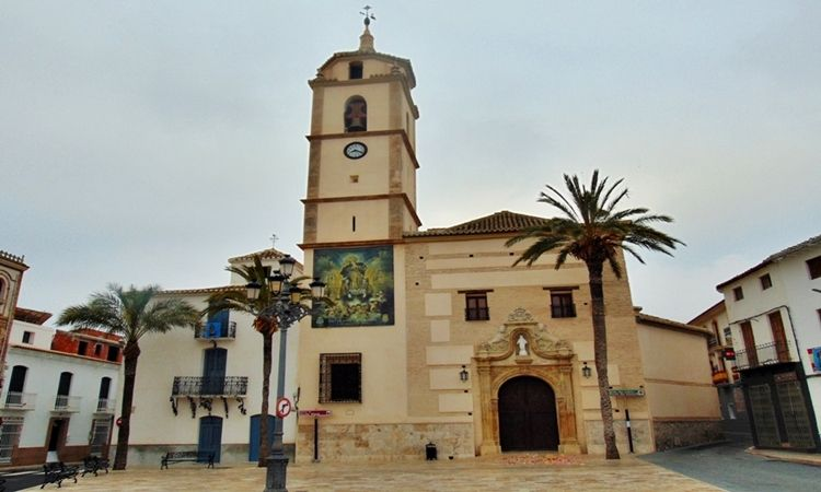 Church of Saint Mary (Albox - Almeria)