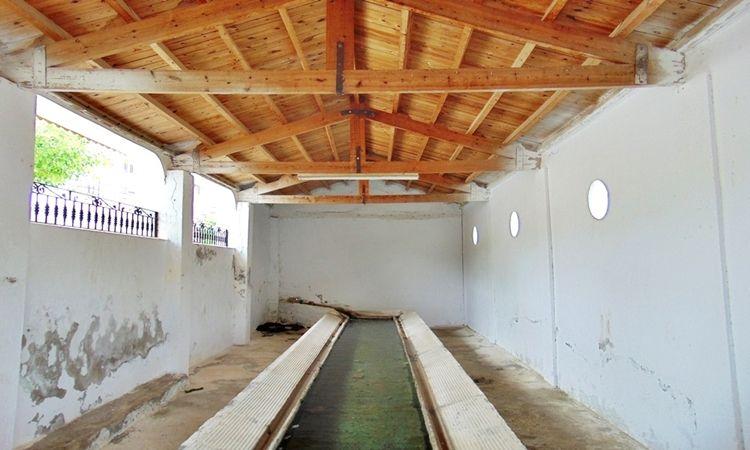Municipal Laundry (Albanchez - Almeria)