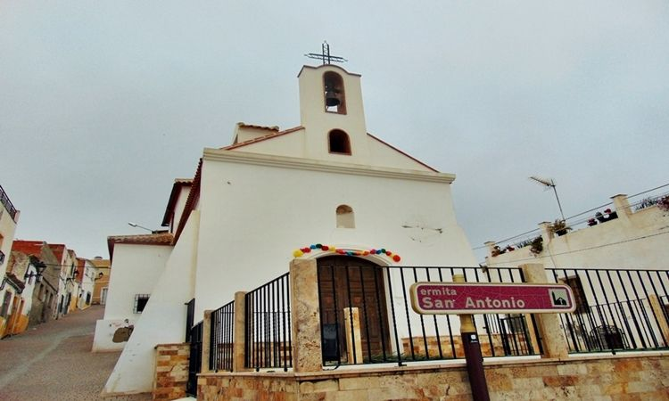 Saint Anthony of Padua Hermitage (Albox - Almeria)