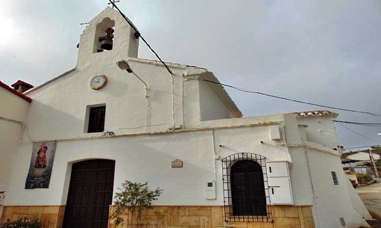 Church of the Sorrows (Llano del Espino - Albox - Almeria)