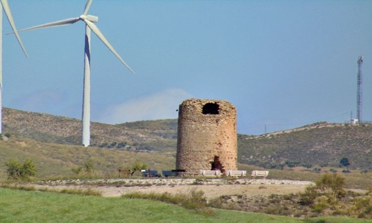 Tower of Ramil (Alcontar - Almeria)