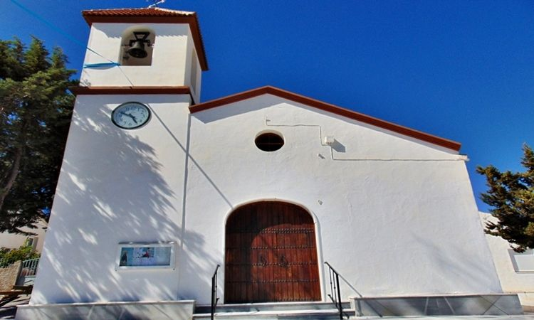 Saint Anthony of Padua Church (El Hijate - Alcontar - Almeria)