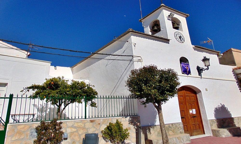 Iglesia Nuestra Señora del Rosario (Armuña de Almanzora - Almería)