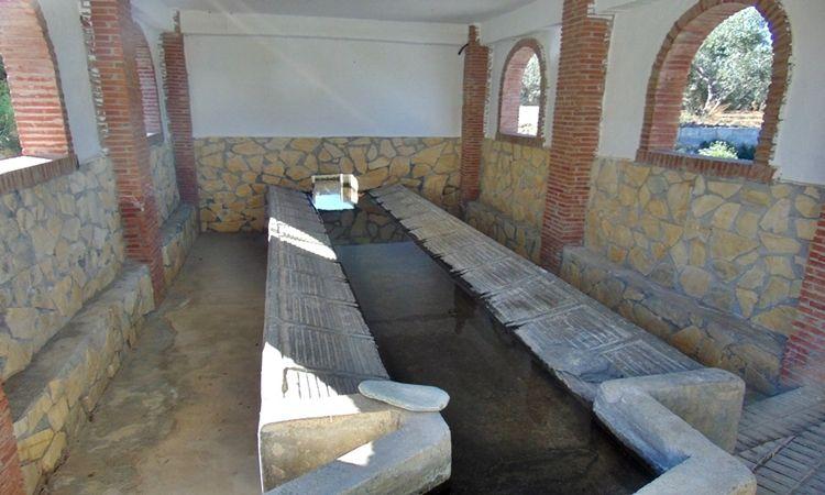 Armuña Public Laundry (Armuña de Almanzora - Almeria)