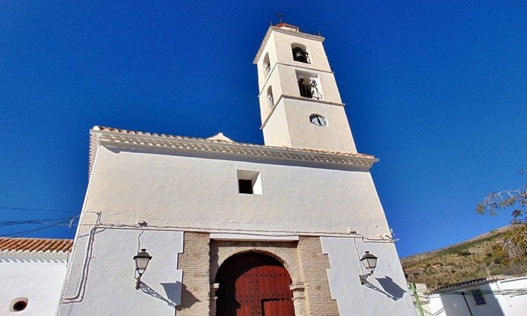 Church of Saint Mary (Bacares - Almeria)