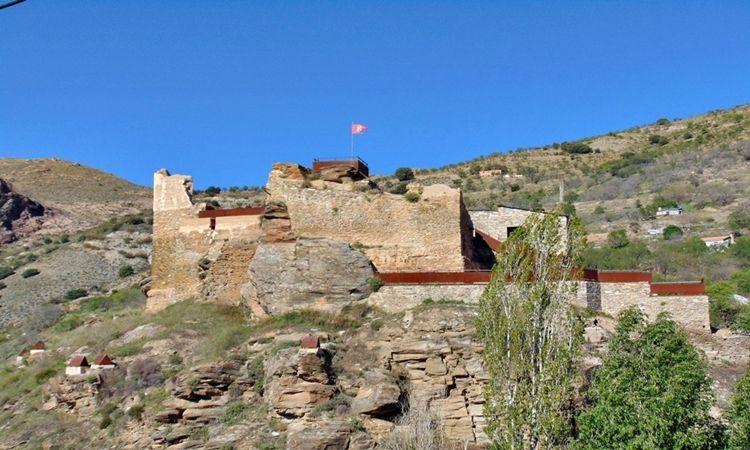 Castle of Bacares (Bacares - Almeria)