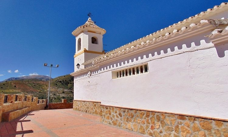 Virgin of the Rosary Church (Bayarque - Almeria)