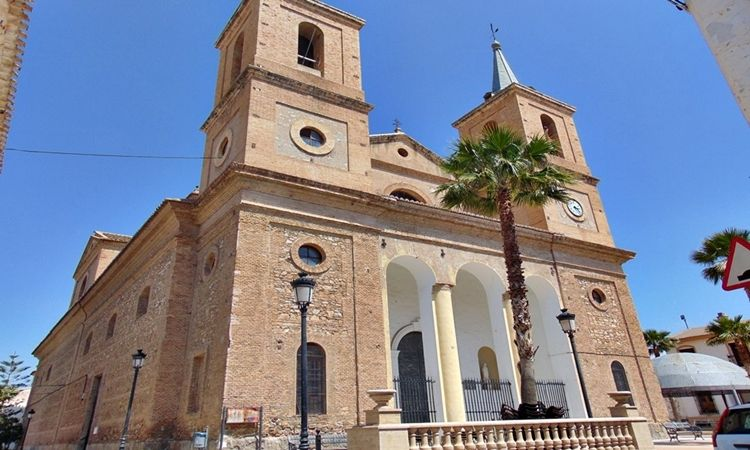 Church of Our Lady of Sorrows (Cantoria - Almeria)