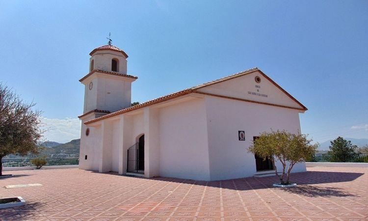 Saint Cayetano & Saint Anton Hermitage (Cantoria - Almeria)