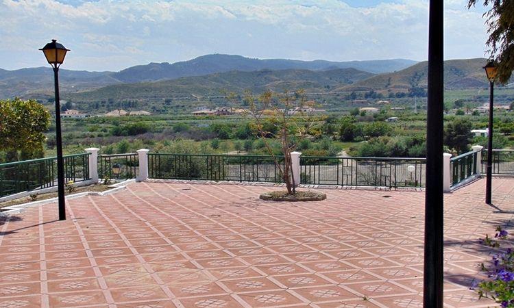 Cantoria Viewpoint (Cantoria - Almeria)