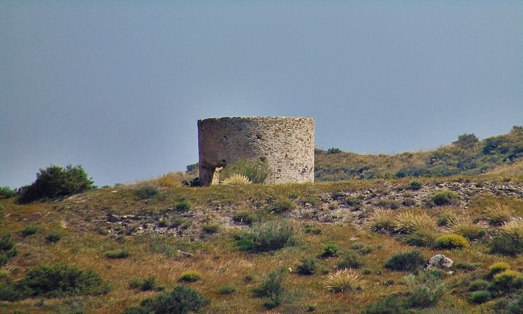 "The ""Alto Pulpito"" Tower (Cantoria - Almeria)"