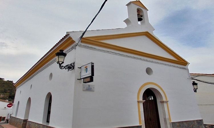 Church of Saint Lorenzo (Chercos - Almeria)