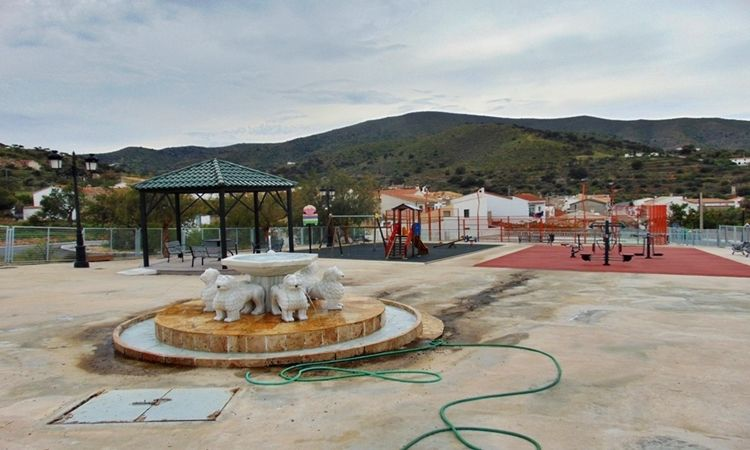 Park of the Pilarica (Chercos - Almeria)