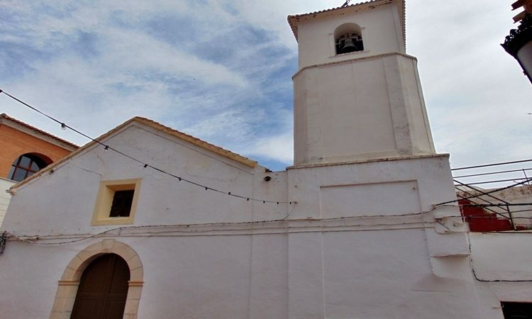 Church of Saint Mary (Cobdar - Almeria)