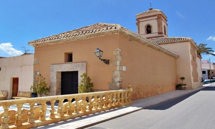 Church of the Rosary (Fines - Almeria)