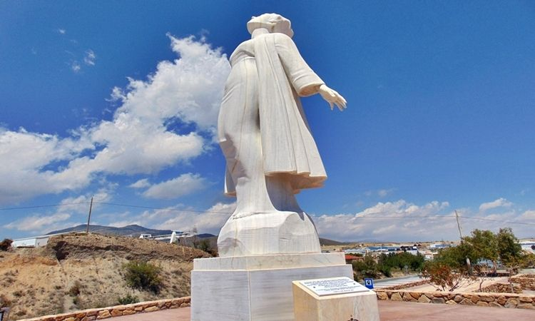 Freedom Sculpture (Fines - Almeria)