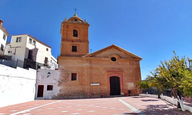 Church of Saint Ramon Nonato (Laroya - Almeria)