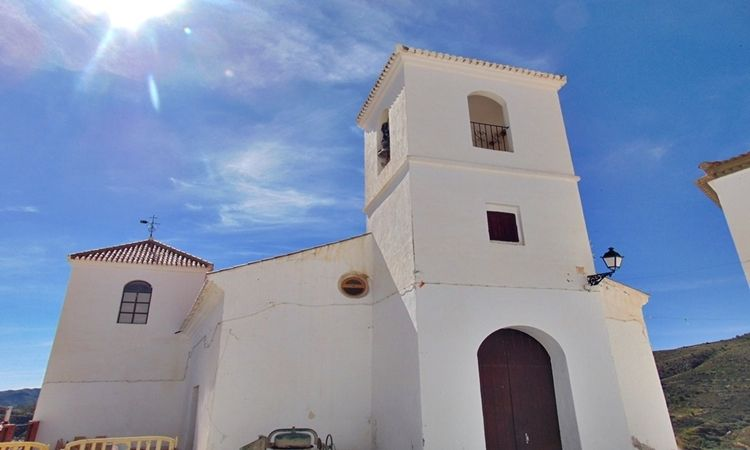 Church of Saint Mary (Lijar - Almeria)