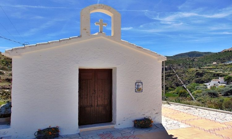 Virgin of Fatima Hermitage (Lijar - Almeria)